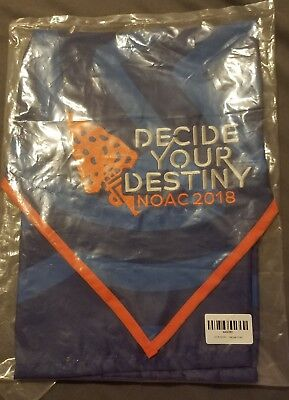 2018 NOAC Neckerchief -- still in bag