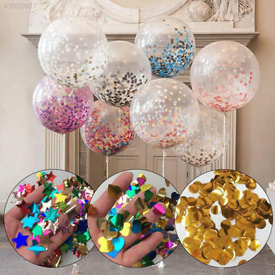 4E2A Scatter Balloon Stuffing Filling Wedding Birthday Party Ball Decoration