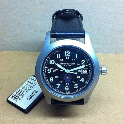 Limited Edition Singapore Armed Forces(SAF) Army Military Hamilton Khaki Watch
