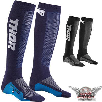 Thor Mx Cool S9 Motocross Socken Cross Lang Strümpfe Offroad Mx Sx Quad Atv Dh