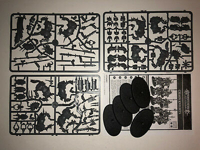 Warhammer Age of Sigmar AoS Slaves to Darkness Chaos Knights x5 on sprue 8918