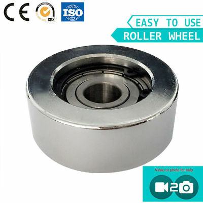 Spare Sealing Machine Parts Steel Embossing Stripe Stamp Roller Wheel