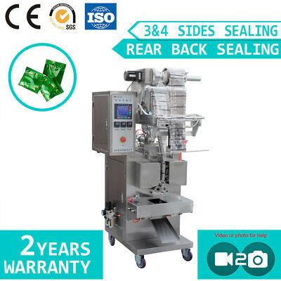 Automatic Granule Powder Stick Filling Sealing Packaging Machine