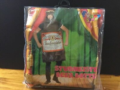 Collectable Studmeister Beer Bottle Costume.