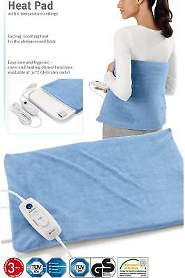 Hottest Electric Heating Pads 36-75℃ Warming Heating Soothing Neck Shoulders New
