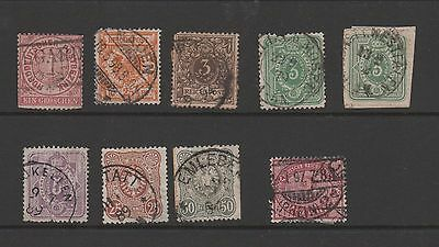 Germany  Stamps Remainder Lot 522 0317