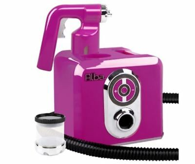 New Professional Spray Tan Machine Gun Pink 4 Rubber Feet For Stable Working