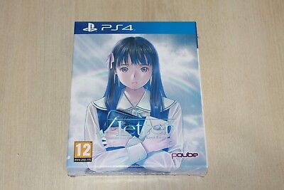 Root Letter Limited Edition Playstation PS4  UK Pal New sealed