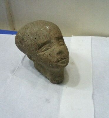 RARE ANTIQUE ANCIENT EGYPTIAN AKHENATEN Nefertit Daughter Antique 1334 - 1300 BC