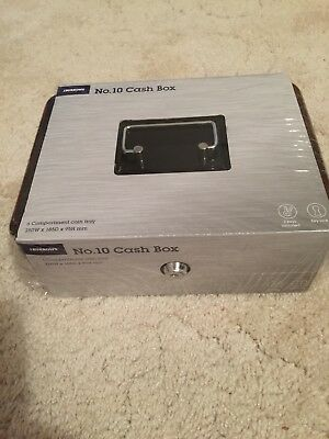 J.Burrows Cash Box Large Brand New                (FREE POSTAGE)