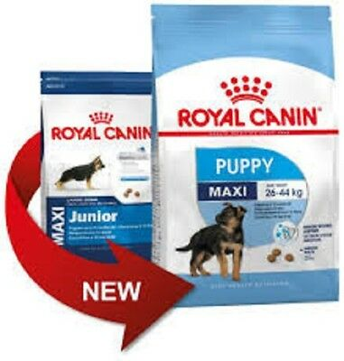 Royal Canin Maxi Puppy Kg15 Junior