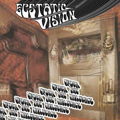 Ecstatic Vision - Under The Influence Used - Very Good Cd