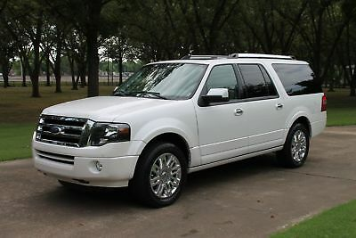 2014 Ford Expedition EL Limited 1 Owner Perfect Carfax One Owner Perfect Carfax EL Limited Loaded Service Records MSRP New $56980