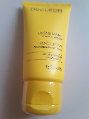 Decleor Hand Cream 50ml sealed