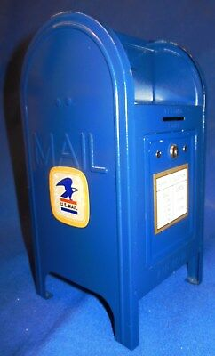 70's Vintage Brumberger U.S. Postal Mail Box Bank w/ Key Great Condition Mailbox
