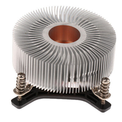 Computer CPU VGA Video Card Cooler Cooling Fan Heatsink with 1x Backboard