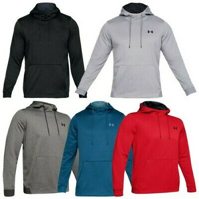 a311d256a 2019 UNDER ARMOUR Hommes Armure Sweat Capuche Polaire - Neuf Ua Sport Haut  Pull