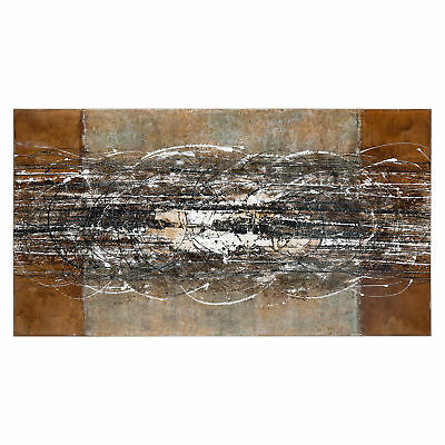 """Oversize Extra Large 70"""" Abstract Painting 