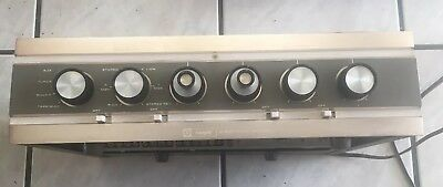 Vintage KNIGHT custom made 40 watt   Stereo Amplifier TUBE AMP