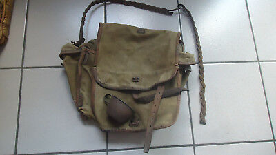 France 40 ww2 sac haut mle 35 et quart