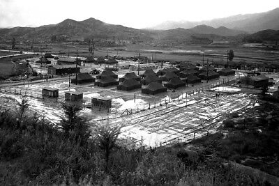 New 4x6 Korean War - Conflict Photo: 3rd ROK Mobile Army Surgical Hospital