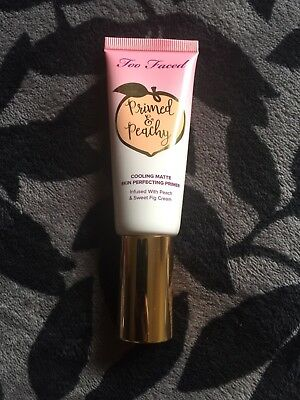Too Faced Primed & Peach Primer Base Teint Peaches & Cream
