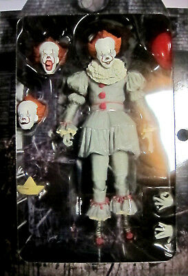 """ES / IT - Pennywise - Ultimate Action Figure - NECA - 7"""" / 18 cm"""