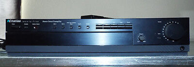 HARMAN KARDON Citation 25 Stereo Preamp with Remote. XLNT