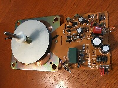 Sony PS-T1 Turntable Parts - Motor