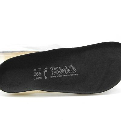 Birki's Replacement Insoles Footbed 265 Size 41 mens 8 womens 10