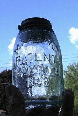 Hard to find...Midget jar with LID