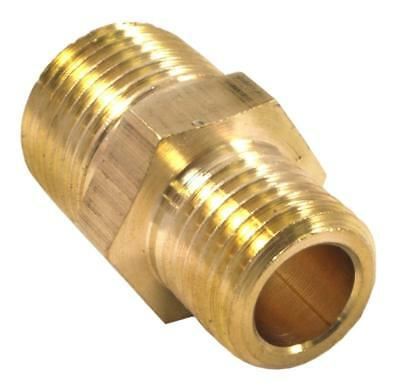 "Pneumatic Pipe Fitting Reducer Connector Fitting 1/8"" NPT Size X 1/4"" NPT"