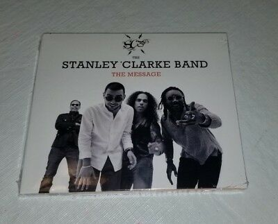 STANLEY CLARKE BAND THE MESSAGE  NEW CD 2018 Mack Avenue