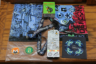 DEFCON 26 Badge 2018: Full Package with extras