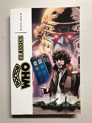 IDW Doctor Who Classics Omnibus Vol 1 Fourth Doctor Tom Baker Comics Collection