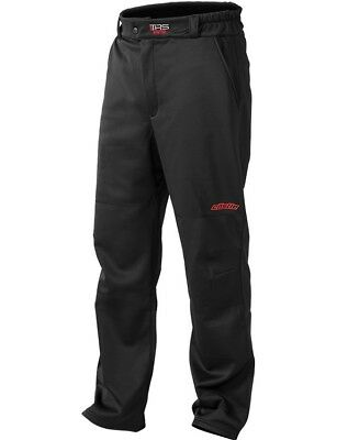 Castle X Fusion Mens Mid-Layer Snowmobile Pants Black/Red