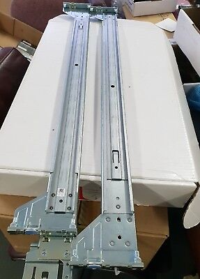Dell Poweredge R810 Rails - Left and Right original Dell Rails KIT W647K D157M