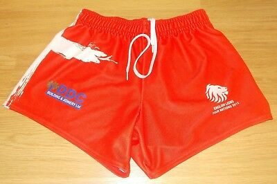 "English Lions Four Nations Away Shorts 2012 (38"")"