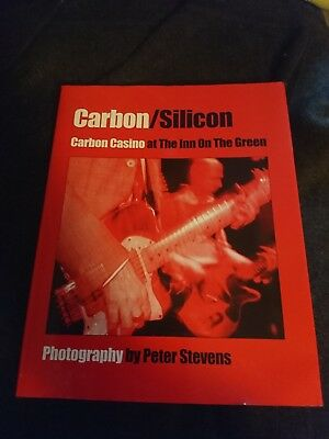 Carbon/Silicon Mick Jones The Clash Ltd Edition Signed Photo Book big audio dyna