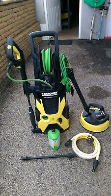 Karcher K5 Premium Ecologic Pressure Washer 127 00 Picclick Uk