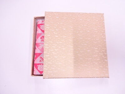 11722# Japanese Tea Ceremony / New! Fancy Box For Dashifukusa (Silk Cloth) / Kin