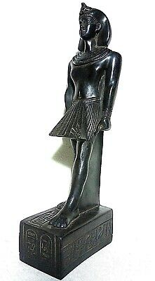 RARE ANCIENT EGYPTIAN ANTIQUE TUTANKHAMUN Stone Statue 1332-1323 BC