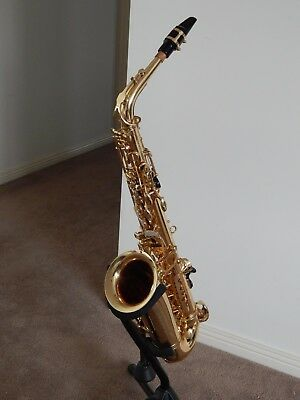 Jupiter JS567 Student Alto Sax - Very good to excellent