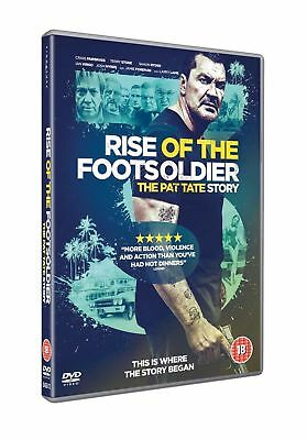 Rise of the Footsoldier - The Part Tate Story [DVD] - New and Sealed