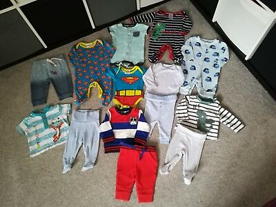 Baby boys Newborn - 0-3 months clothes bundle . Some bnwot . Next /Disney outfit