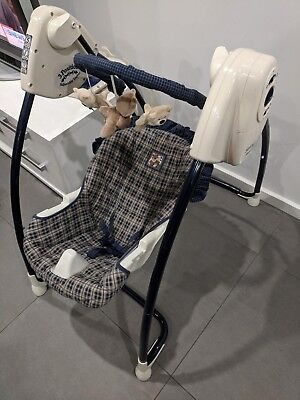 Fisher Price Smart Stages 3 in 1 Rocker Swing for Babies / Toddlers / Kids