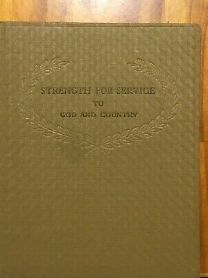 Strength-For-Service-To-God-and-Country--1942-WWII-Military-Devotional-Book FREE