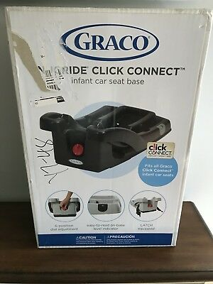 Graco Snugride Click Connect Infant Car Seat Base New In Box