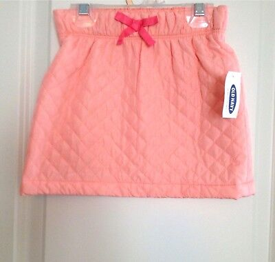 OLD NAVY Girl's Quilted Skirt Size 4T NWT See Condition