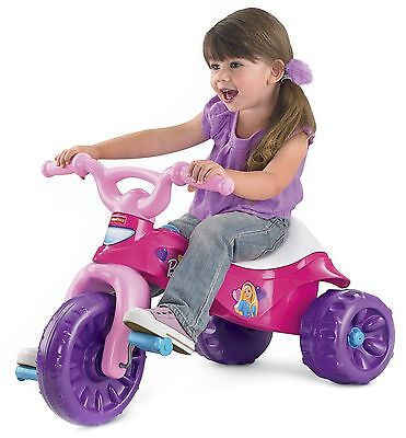 Fisher-Price Barbie Tough Trike - Toddlers Bike Bicycle Kid's Toys Young Small